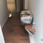 Evanstonhallway-flood-damage-repair